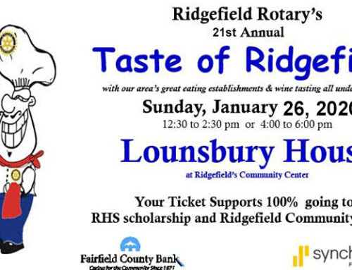 Sunday's Taste of Ridgefield Features Over 30 Local Food Establishments