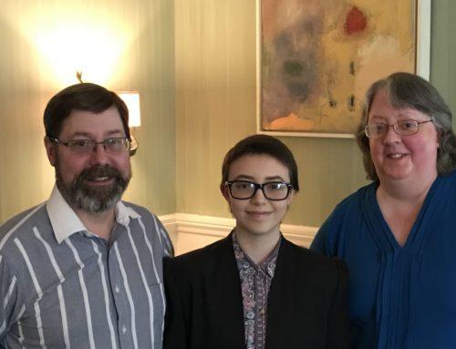 Ridgefield Rotary Names RHS Senior Allison Hard as $10,000 Scholarship Winner
