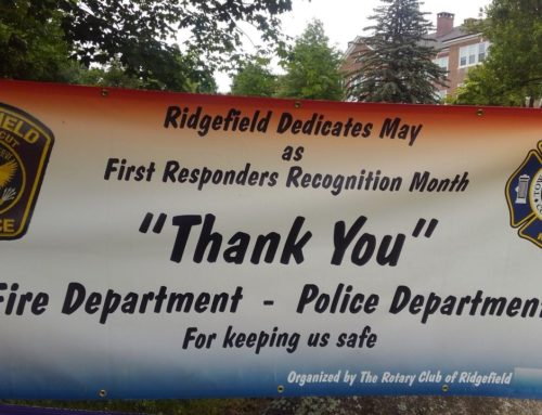 Ridgefield Police Department Thanks Community for Support During First Responders Month
