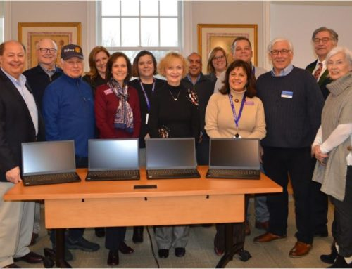 Local Rotarians Treat RVNAhealth to an Upgrade
