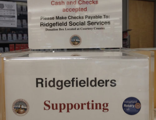 Your help is needed! Ridgefielders are hurting.